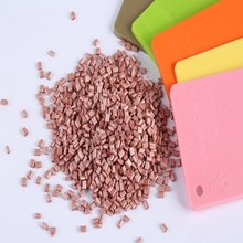 High-Quality Rose Gold Plastic Color Masterbatch, Manufacturer & Exporter -customizecolormasterbatch.com