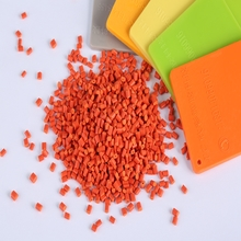 Color Masterbatch Orange for ABS All Kinds of Household Electrical Appliances Masterbatch