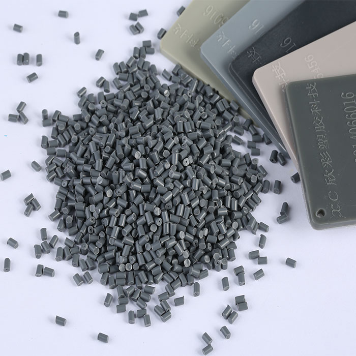 Top quality grey masterbatch pa66 gf30 plastic material for electrical tools