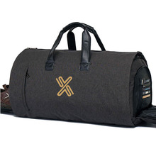 2 in 1 multifunctional oxford garment duffel