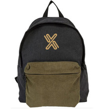 Casual Style Lightweight Washed Canvas backpacks For School Students