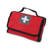 Wholesale Nylon Handled Travel Camping First Aid Bag Emergency Medical Bag