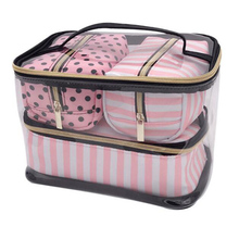 Hot Sale Free Design Cosmetic Organizer Travel Cases