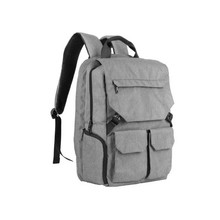 High quality wholesale black color business laptop computer backpack with big capacity business backpack