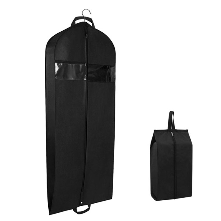 business clothes garment bag for travel or storage