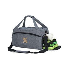 Waterproof Lightweight Foldable Travel Duffel Sports Outdoor Gym Bag With Shoes Compartment
