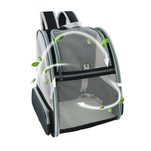 Comfort Portable Carriers Hold Breathable Traveler Pet Backpack