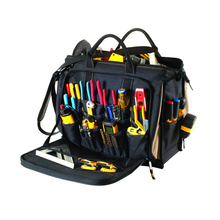 Multi Compartment 50 Pocket Tool Bag
