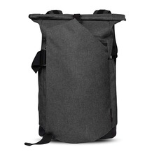 Business Laptop Anti Theft Rucksack Water Resistant Travel Roll Top Backpack