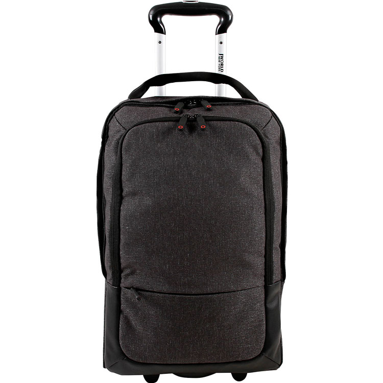 Sway laptop rolling backpack