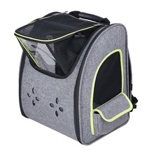 Durable and Comfortable Pet Bag Rucksack Outside Use Pet Carrier Bag Portable Pet Backpack