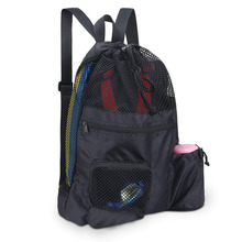 Mesh Gym Swim Backpack Bag Swimming Equipment Bag Quick Dry Lightweight Ventilation for Swim Beach Gym