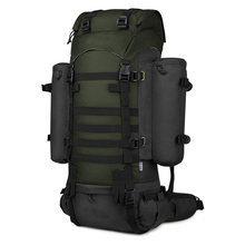 65l hiking backpack internal frame backpacks with rain cover