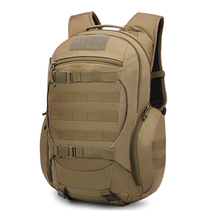 Molle hiking daypack for camping climbing tactical rucksack military traveling backpack