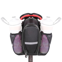 Waterproof bicycle package bike seat bags pouch water bottle holder mountain bike road bike