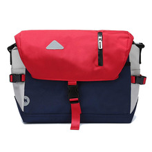 Messenger bag unisex backpack nylon satchel shoulder crossbody messenger bag