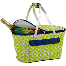 Picnic Basket Cooler wine bag