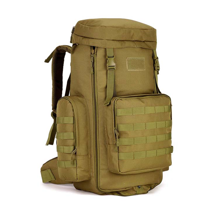 Tactical Travel Pack MOLLE Rucksack Water Resistant Camouflage Suitcase Hunting Mountain Sports Trekking Camping Military Backpack