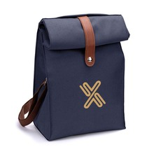 Insulated Lunch Bag Waterproof Travel Lunch Box for Work Beach Portable Camping Picnic Cooler Bag