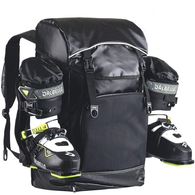 Skiing and Snowboarding Travel Luggage backpack