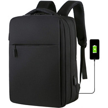 Business Laptop Backpack Anti-theft Laptop Bag Fits 14 15 15.6 Inches Notebook with USB Charging Port