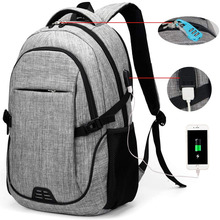 Waterproof Anti Theft Laptop Backpack Travel Backpack Bookbag with usb Charging Port