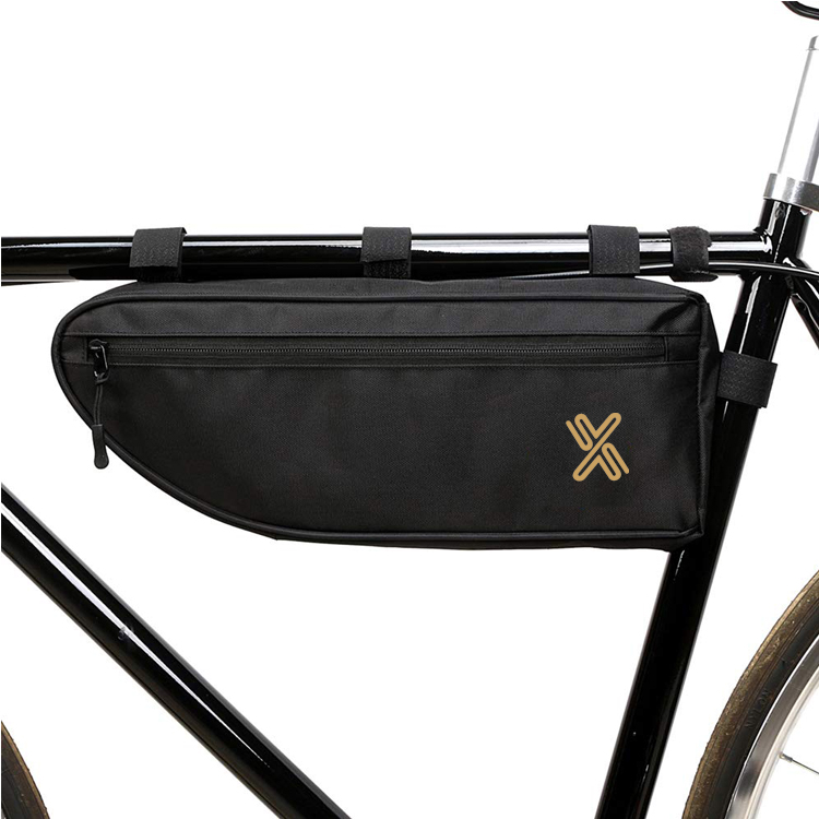 Bike Angle Frame Triangle Pack Water Resistant Tube Bag Accessories for Cycling Bicycle Frame Bag