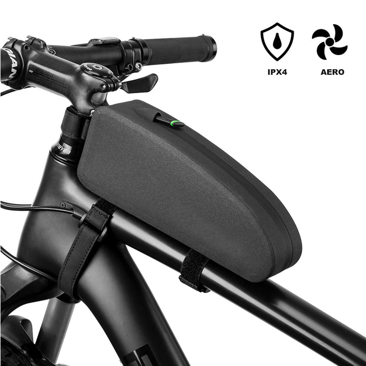 Water Resistant Top Tube Bag Bike Front Phone Bag Cycling Accessories Pouch Frame Bag
