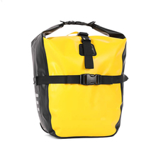 Dry Bag Bicycle Rear Seat Pannier Waterproof Cycling Storage Pouch Shoulder Bag Riding Bicycle Pannier Bag