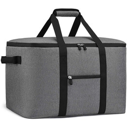 Large Cooler Bag Soft Sided Collapsible Car Portable Cooler Bag