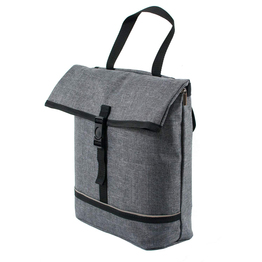 Single Pannier Fashion Bike Durable Backpack for Cycling Biycle Shopper Bag