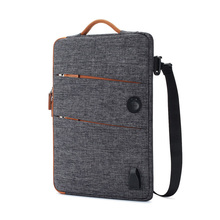 Waterproof Laptop Sleeve Case Business Work Briefcase