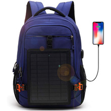Solar Backpack 15.6 Inches Laptop Backpack