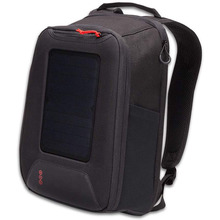 Solar Panel Backpack with Backup Battery Laptop Pack