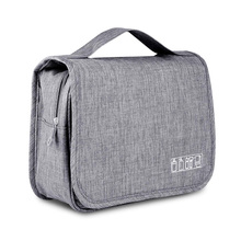 Bathroom Shower Pack Foldable Makeup Tote Water Resistant Dopp Kit Organizer Travel Toiletry Bag