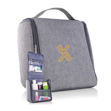 Great Organizer for Travel Office or Gym Compact Toiletry Bag