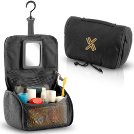 Military Toiletries Organizer Travel Hanging Makeup Toiletry Bag