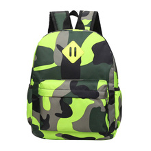 Camouflage Kids Rucksack Water Resistant Toddler School Book Backpack