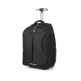 Wheeled Laptop Backpack Rolling Carry on Travel Luggage Travel Bag