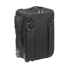 Convertible Wheeled Camera Backpack Luggage Trolley Case Anti Shock Detachable Camera Bag