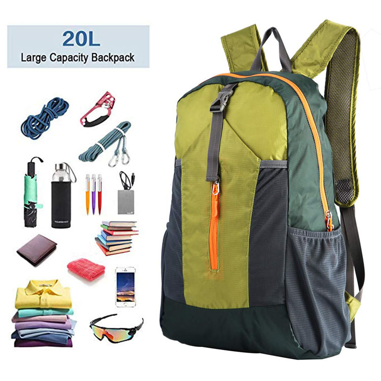 Lightweight Packable Hiking Backpack for Women Men