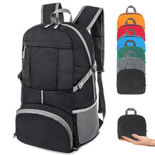 Lightweight Travel Backpack Foldable Water Resistant Hiking Daypack
