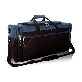 Large Vacation Travel Duffle Bag