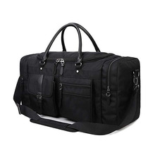 Travel Duffel Bag Business Weekend Tote Gym Sports Foldable Canvas Water