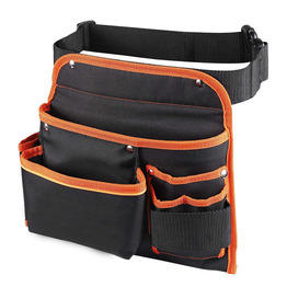 6 Pocket Professional Tool Belt Bag