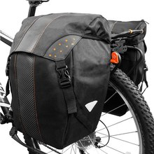 Bicycle Double Panniers Bag