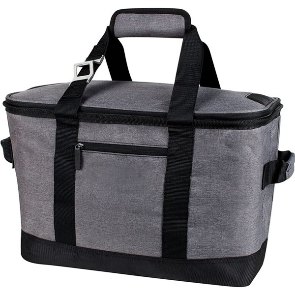 Insulated Leakproof 50 Can Soft Sided Portable Cooler Bag for Lunch