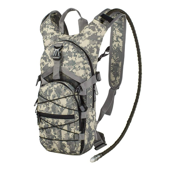 Sports Runner Outdoor Hiking Cycling Rucksack Military Hydration Backpack