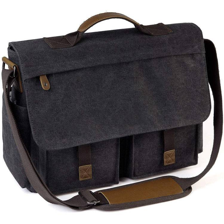 Laptop Briefcase Shoulder Messenger Bag
