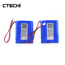 Rechargeable 18650 10.8v 3.4Ah lithium battery pack